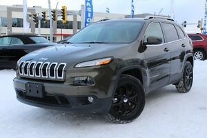 2016 Jeep Cherokee NORTH PLUS 4X4 *SAFETY TEC/VALISE ELECTRIQUE/