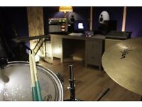 Time slots available in a recording studio in Shoreditch!