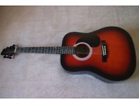 Acoustic Guitar - Great Quality with Bag