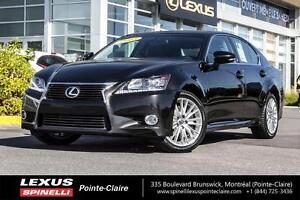 2013 Lexus GS 350 LUXURY PKG NAVIGATION