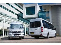 Minibus Chauffeurs (Full Time, Part Time and Weekends)