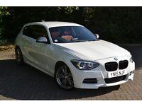 BMW 1 Series 3.0 M135i Sports Hatch 3dr, BMW MAJOR SERVICE AT-27K, SAT NAV