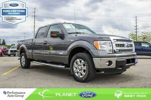 2013 Ford F-150 XLT FORD CERTIFIED LOW RATES & EXTRA WARRANTY