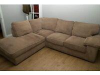 Corner Sofa like New For Sale