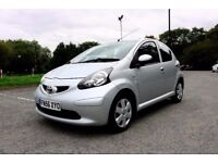 TOYOTA AYGO 1.4+ DIESEL 5 DR HATCHBACK HPI CLEAR EXCELLENT CONDITION