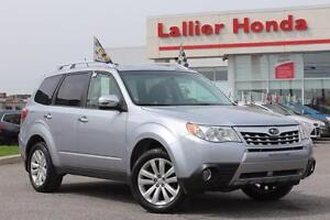 2012 Subaru Forester 2.5X TOURING Sunroof with Heated Seats !