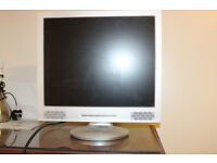 19 inch monitor with built in speakers
