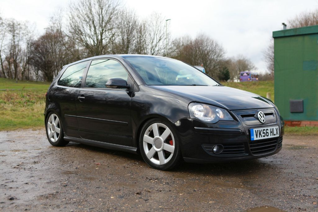 vw volkswagen polo 9n3 gti with subtle upgrades in jarrow tyne and wear gumtree. Black Bedroom Furniture Sets. Home Design Ideas