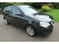 VW POLO 1.4 PETROL VERY LOW MILEAGE IN EXCELLENT CONDITION