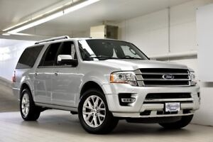 2017 Ford Expedition Max Limited+CUIR+TOIT