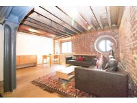 **PORT EAST*BEAUTIFUL WAREHOUSE CONVERSION*2 DOUBLE BEDS*FURNISHED*PARKING AVAIL*AVAILABLE NOW - LH