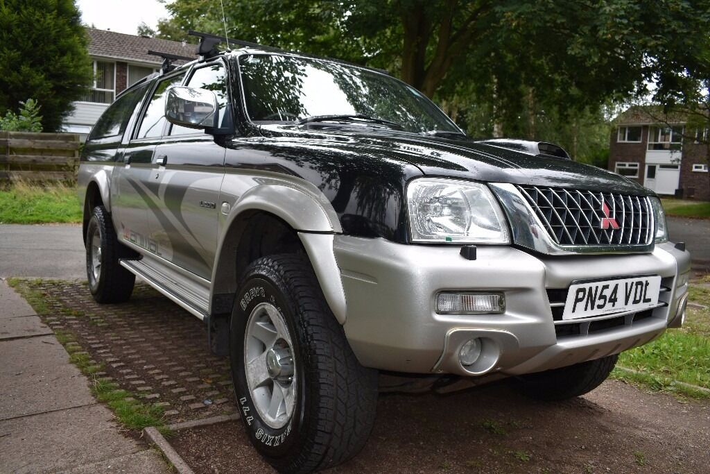 mitsubishi l200 animal 2 5 diesel 4x4 pickup in alsager staffordshire gumtree. Black Bedroom Furniture Sets. Home Design Ideas