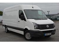 Nice van low mileage crafter
