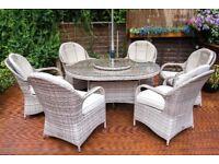 Rattan Garden Suite - Top Quality - Beautiul Condition