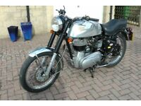Royal Enfield Bullet Registered 2003 MOT 'til 24th Aug.18