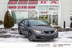 2013 Honda Civic EX * Mags *Toit-ouvrant * Sièges chauffants
