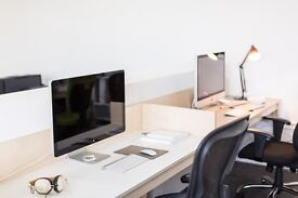 FANTASTIC CREATIVE OFFICE SPACE IN HACKNEY! desk space available near Shoreditch