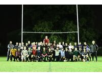 Southampton Rugby Club recruiting players