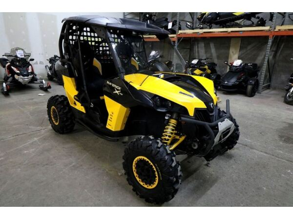 Used 2013 Can-Am MAVERICK 1000R X RS