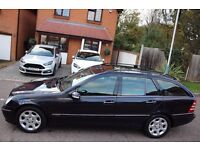 2006 MERCEDES C220 DIESEL AUTOMATIC// ELECTRIC ROOF PERFECT