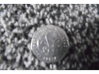 scout 50p coin