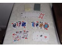 """Vintage Editions Philibert """"Can Can"""" Playing Cards, Arietti Designs, c.1956"""