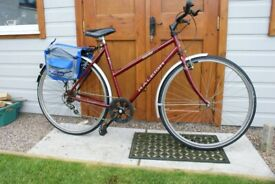 LADIES VINTAGE RALEIGH BICYCLE IN GOOD/EXCELLENT CONDITION