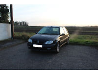 Great example of the Saxo VTR, low miles and well looked after