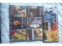 Bruce Willis DVD Collection(10 films included)
