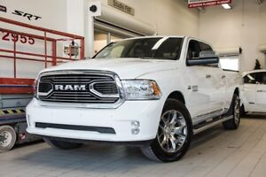 2017 Ram 1500 LIMITED CUIR LONG BOX CAMERA GPS HEMI CREW CAB