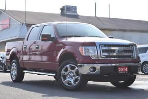 2014 Ford F-150 XLT FULL 4 DOOR | BACK UP CAM | 4X4