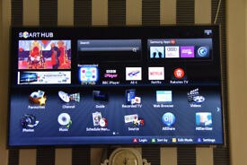 "Samsung 46"" Smart TV"