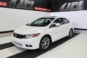 2012 Honda Civic SI-NAVIGATION-V-TECH