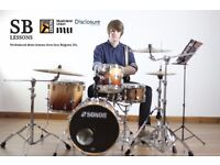 SB LESSONS - PROFESSIONAL DRUM TUITION FROM SAM BIDGOOD, BA.