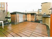Amazing THREE BED FLATwith roof terrace -furnished - ava 22th of march - in Shoredtich