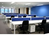 72 - CALL CENTRE BENCH DESKS-WHITE BRAND NEW INCREDIBLE PRICE-1400MM X 700MM SCREENS AVAILABLE ALSO
