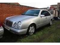 1999 mercedes e class e430 v8 cheap luxury car