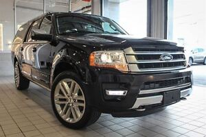 2017 Ford Expedition Max Platinum 4X4, BAS KM, FULL EQUIP