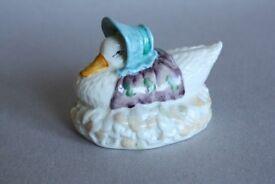 Beatrix Potter china figurines