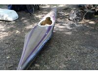 Pyranha Competition Kayak for sale...good condition, for the adventurous!!