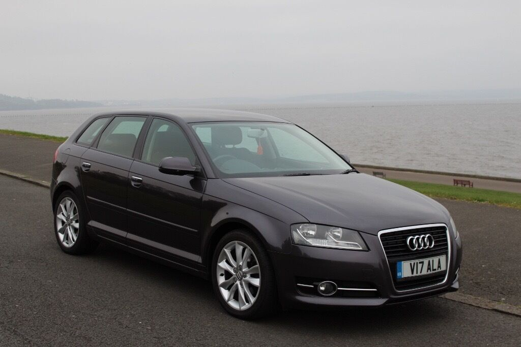2012 audi a3 1 6 tdi sport sportback 5dr in pilton edinburgh gumtree. Black Bedroom Furniture Sets. Home Design Ideas