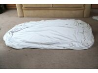Waterproof Mattress Covers: 2 Double and 1 Single.