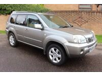 2006 Nissan X Trail 2.2 DCI Columbia 4x4, Pan Sunroof, Tow Bar, Climate Control, Service History