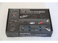 SilverCrest USB Video Grabber For Digitising Analogue Video Recording
