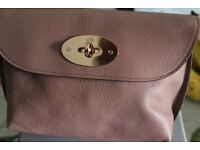 MULBERRY COSMETIC BAG BRAND NEW COMPLETE WITH MULBERRY BOX