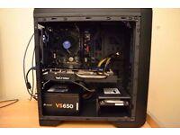 Gaming PC - i5 4460 - 16GB DDR3 - GTX 960 4GB - 128GB SSD - 500GB HDD - WIFI - NEW - UNDER WARRANTY