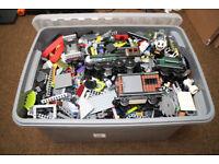 Huge Job lot of LEGO (genuine Lego) 15KG 150 figures mostly from 2005-2012 Star Wars Harry Potter
