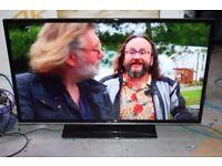 JVC LT50C750 Full HD 1080p Digital Freeview Smart LED TV