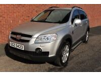 09 CHEVROLET CAPTIVA 2.0 VCDI LTX ** 7 SEATER ** AUTOMATIC TIPTRONIC 4x4 ++ FULL YEARS MOT ++