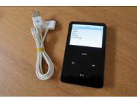 Apple iPod 30GB Video Black